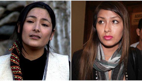 Magaly Solier aclara que la activista Arlette Contreras no intercambiaba mensajes con su esposo