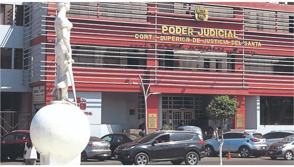 Cinco jueces de la Corte del Santa implicados en audios