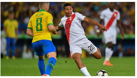 Perú vs Brasil: Edison Flores se pronunció sobre derrota en la final de la Copa América