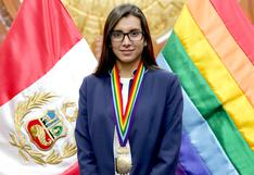 Nota a fondo: Los retos de Romi Infantas como alcaldesa de Cusco a sus 25 años