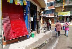 Junín: Rompen puerta para robar 5 mil soles en equipos tecnológicos