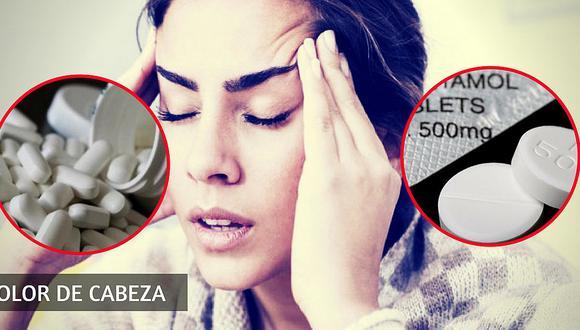 El dolor recurrente de la cabeza puede ser una enfermedad, en este caso antes de automedicarse debe acudir a un especialista.