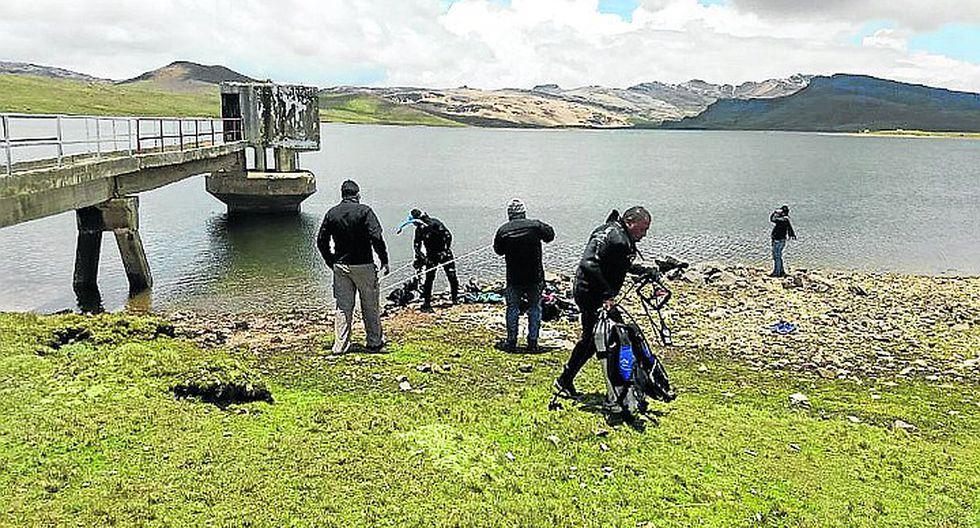 Colapsa la estructura del principal almacenamiento de agua en Pisco