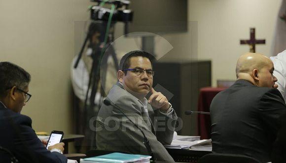 Gabriel Prado seguirá en libertad: fiscal desiste de pedir prisión preventiva (VIDEO)