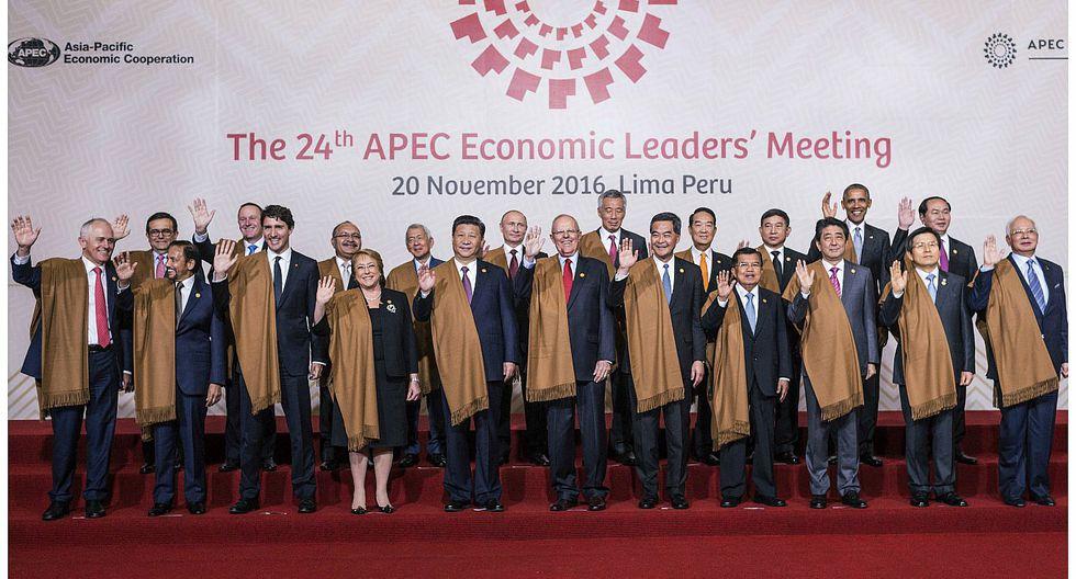 APEC 2016: PPK agradece participación de líderes a la cumbre