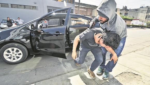 Comas es el distrito donde más vehículos se roban en la capital