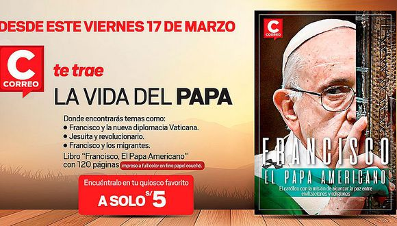 """Libro """"Francisco, el Papa Americano"""""""