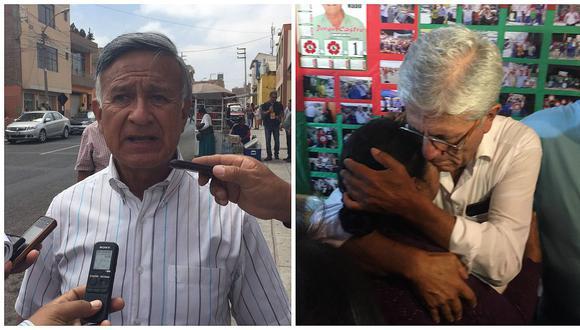 Jorge Castro Bravo y Guillermo Martorell son virtuales congresistas por Tacna