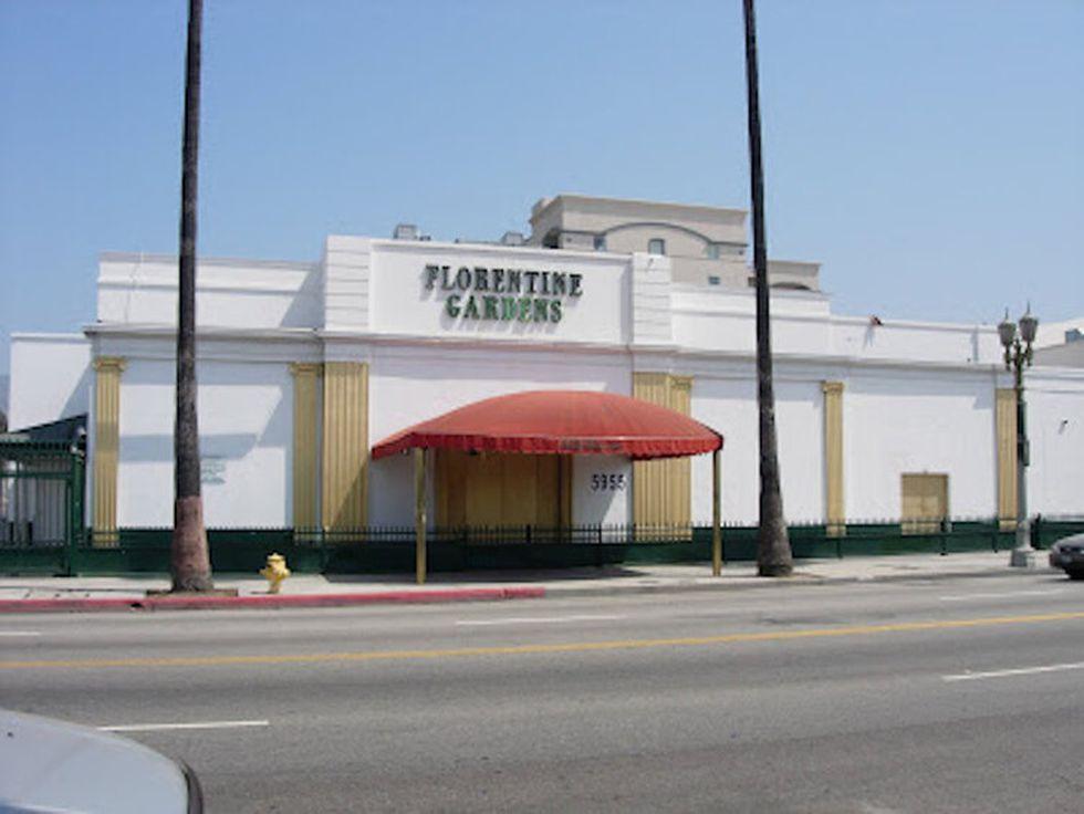 Centro de votación en Los Ángeles. (Foto: embassyofperu)