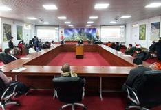 En Cusco instalan consejo de reactivación económica denominado: 'Redención Cusqueña' (FOTOS)