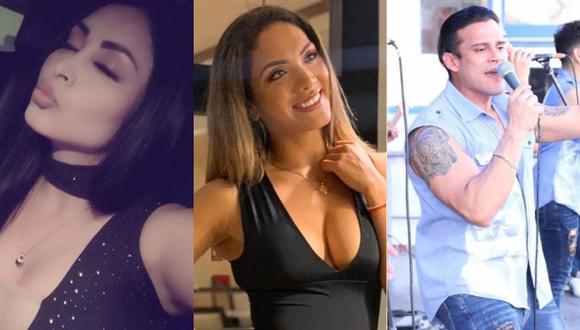 Isabel Acevedo se sorprendió al enterarse que Christian Domínguez formalizó relación con Pamela