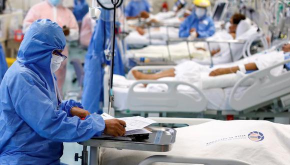 El Ministerio de Salud indicó que hay un déficit de camas UCI en el Perú. (GEC)
