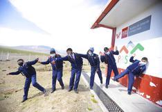 Escolares serán vacunados contra la COVID-19 en la zona andina y rural