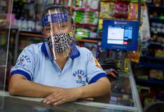 Careta facial es obligatoria para poder entrar a los comercios