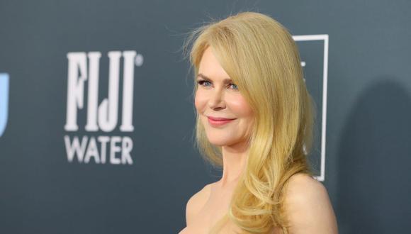 """Nicole Kidman apostará de nuevo por las series con """"Things I Know to Be True"""". (Foto: AFP/Jean-Baptiste Lacroix)"""