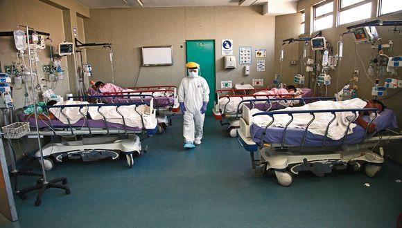 Cusco: Defensoría pide celeridad en instalación de camas para hospitales colapsados por coronavirus (Foto referencial: GEC)