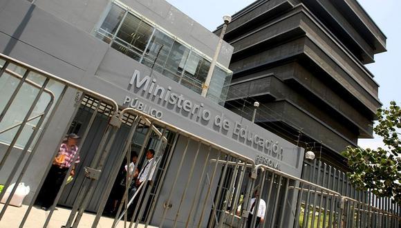Ministerio de Educación dará S/. 120 millones a 21 universidades públicas