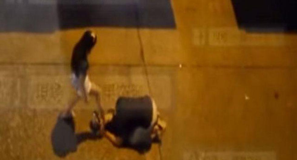 Le pidió perdón por supuesta infidelidad y ella reaccionó de esta manera (VIDEO)