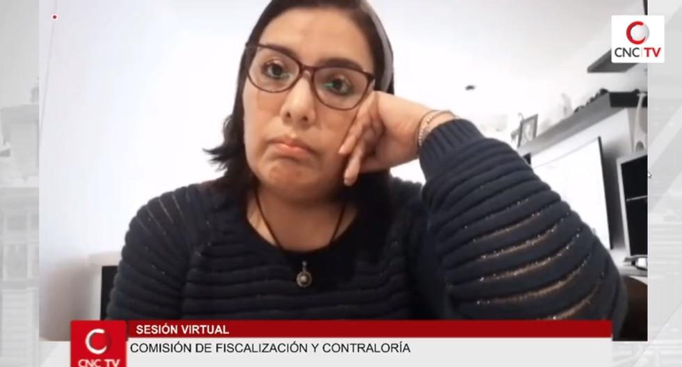 Karem Roca habría declarado que se le perdieron dos celulares, según Latina