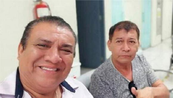 """""""Prácticamente se ha ido parte de mi vida con mi hermano"""", señaló Manolo Rojas a América Espectáculos.(Foto: Facebook)"""