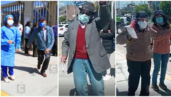 Hicieron gala de sus mejores pasos en Huancayo. | Foto: Correo