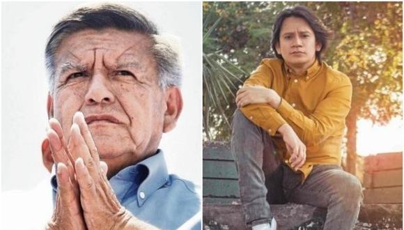 César Acuña pierde demanda administrativa contra Christopher Acosta.