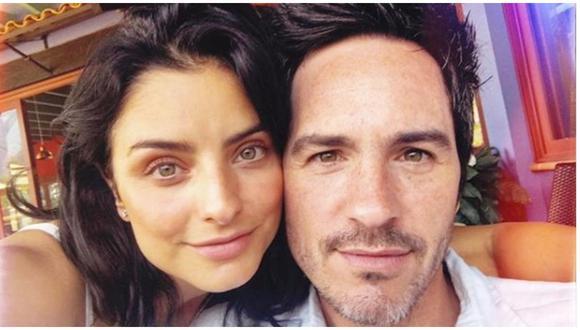 Aislinn Derbez habló por fin de su actual situación sentimental con Mauricio Ochmann. (Foto: Instagram)