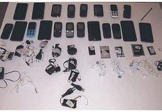 Tumbes: Incautan 19 celulares en pabellones del penal