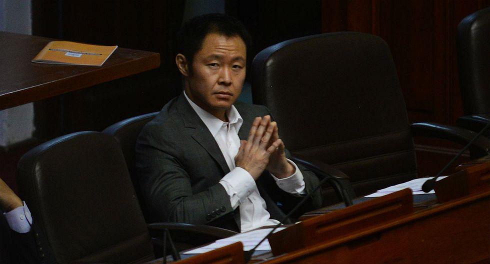 Kenji Fujimori mostró su apoyo a comunidad LGTBI tras decisión de su partido