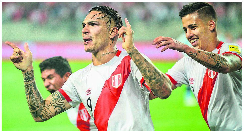 "Paolo Guerrero: ""Sí creo que podemos llegar al Mundial"""