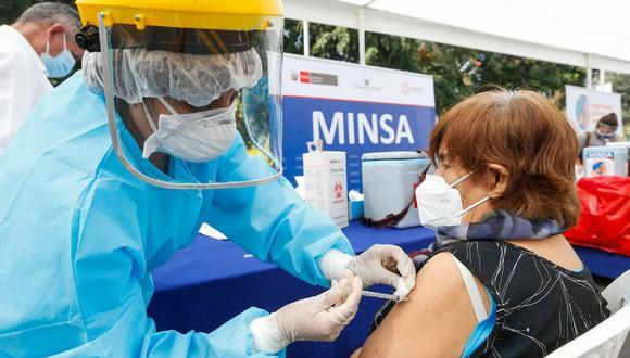 La vacunación se realizará en diferentes puntos de Lima y Callao con dosis de Pfizer desde este viernes 30 de abril.