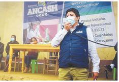 Áncash: Henry Borja niega conocer sobre vacunación a funcionaria