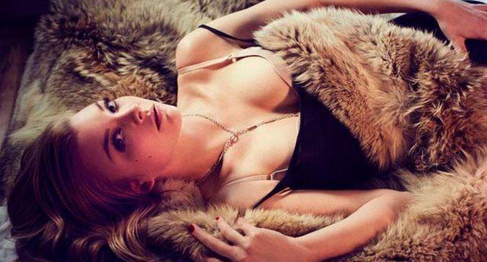 Natalie Dormer de Game of Thrones en topless para GQ (FOTOS)
