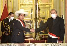 Ministro Gallardo: Agradezco a Pedro Castillo por darme la oportunidad de continuar con cambios que la educación necesita