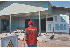 Áncash: Retrasos en obras COVID-19 en cuatro hospitales