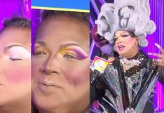 Choca Mandros cuenta sobre su radical transformación para personificar a una 'drag queen'