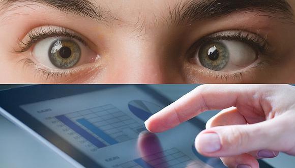 Uso excesivo de celulares y tabletas puede causar estrabismo