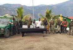 Capturan a dos presuntos traficantes de droga con 70 kilos de cocaína en Cusco (VIDEO)