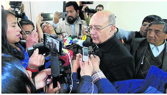 Arquidiócesis de Huancayo alista la bienvenida al cardenal Pedro Barreto Jimeno
