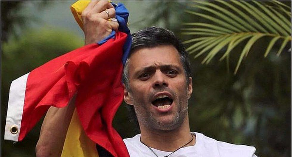 Hallan 200 millones de bolívares en auto de familiar de Leopoldo López, denuncia chavismo