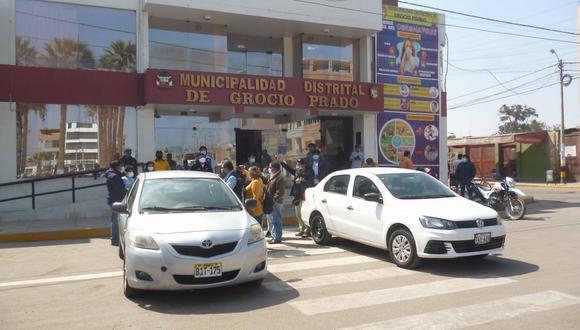 Chincha: JNE pide documentación sobre vacancia del alcalde Orlando Torres.