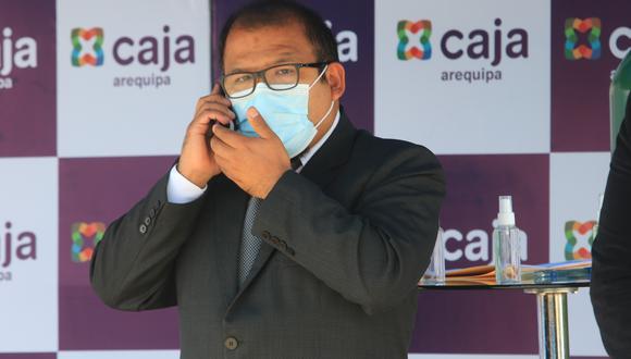 Sentencia en segunda instancia del alcalde Omar Candia se conocerá el 28 de enero  Foto: Eduardo Barreda
