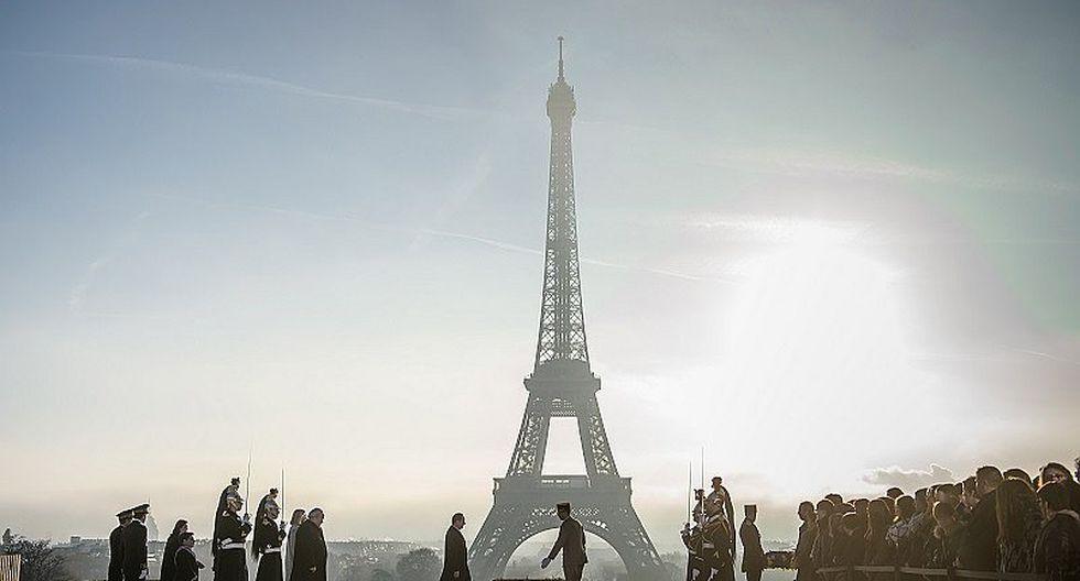 La Torre Eiffel cerró indefinidamente sus puertas