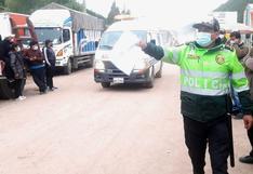 Transportistas de Cusco se niegan a desbloquear vías pese a advertencia del Gobierno (VIDEO)