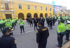 Fiestas Patrias: 25 mil policías serán desplegados en Lima durante el 28 y 29 de julio