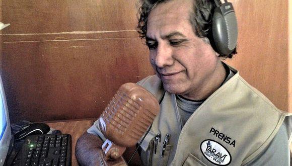 Arequipa: fallece periodista Hugo Condori cofundador del proyecto Amakella