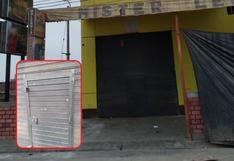 Trujillo: Hampones balean una pollería y amenazan de muerte a trabajadores