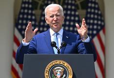 """Joe Biden celebra que se haya hecho """"justicia"""" en el caso de George Floyd"""