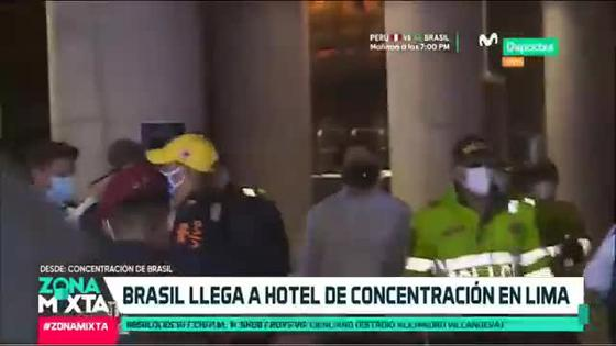 brasil-llego-a-lima-para-el-partido-contra-peru-por-las-eliminatorias-video