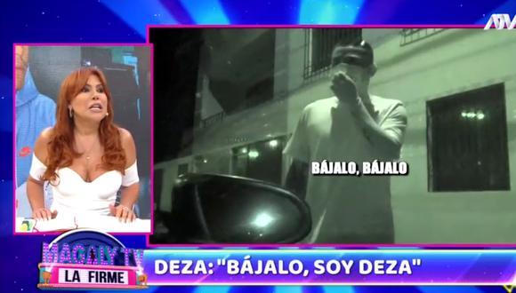 Cabe mencionar que la policía no intervino al futbolista por libar alcohol en plena ley seca, sino que pidió documentos a los investigadores de Magaly Medina.
